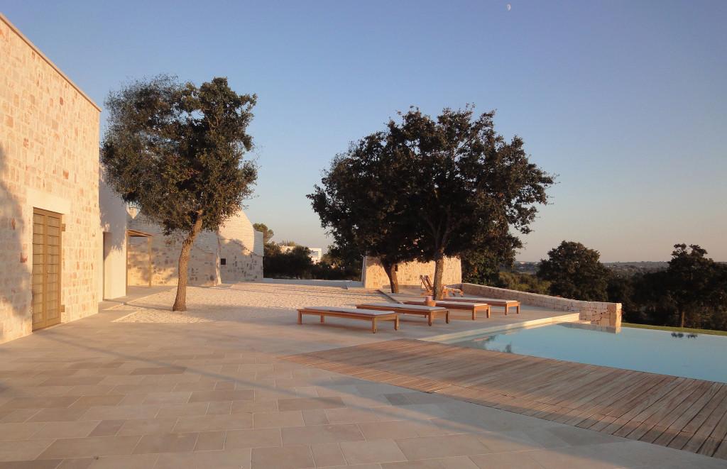 Puglia residenza estiva 2011