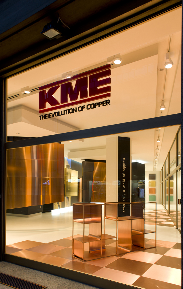 KME showroom_external view3