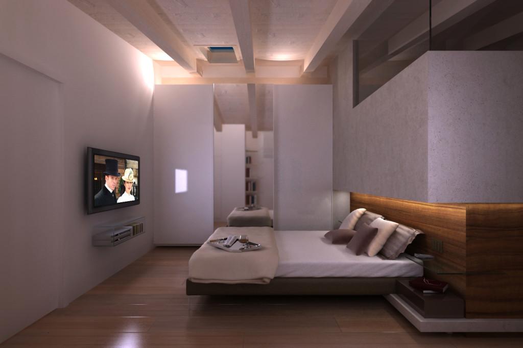 Milano abitazione privata 2011